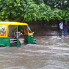flooded out in Delhi...we were lucky