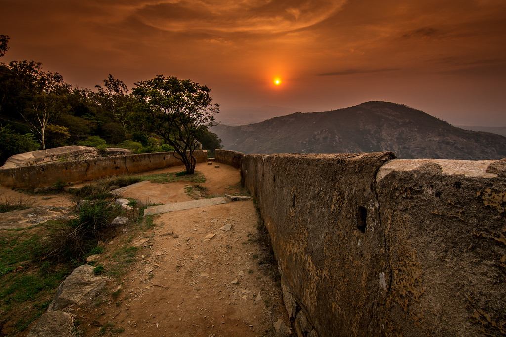 Edge of India