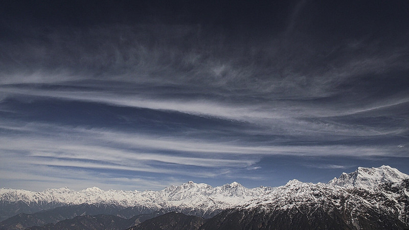 View From Tungnath Trail_HI