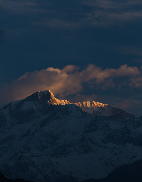 Early Morning, Kedarnath_HI