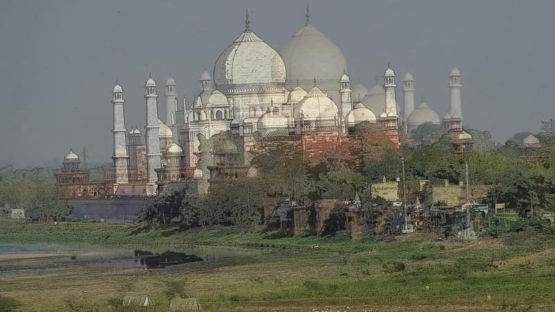 Agra Fort, Ranthambore Park