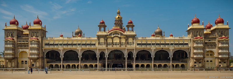 Wadiyara Kingdom(1399-1950), Mysore Palace 1912