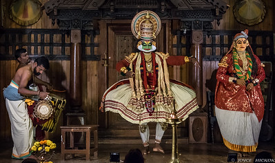 Kathakali Mime Drama Originally Only For Royals