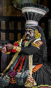Kathakali Mime 17th Cent.