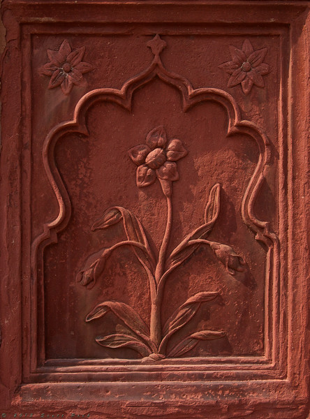 Detail Red Fort
