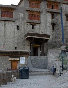 Royal Palace in Leh
