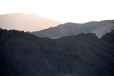 Mountains Above Leh