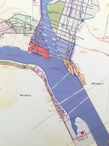 Plan for Kumbh Mela - I stayed in Tent CIty at bottom