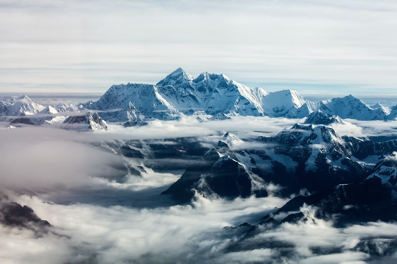 Top of The World.... Mount Everest