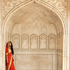 Rani, Red Fort, Agra