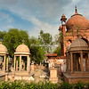 Old Cemetery, Agra, India