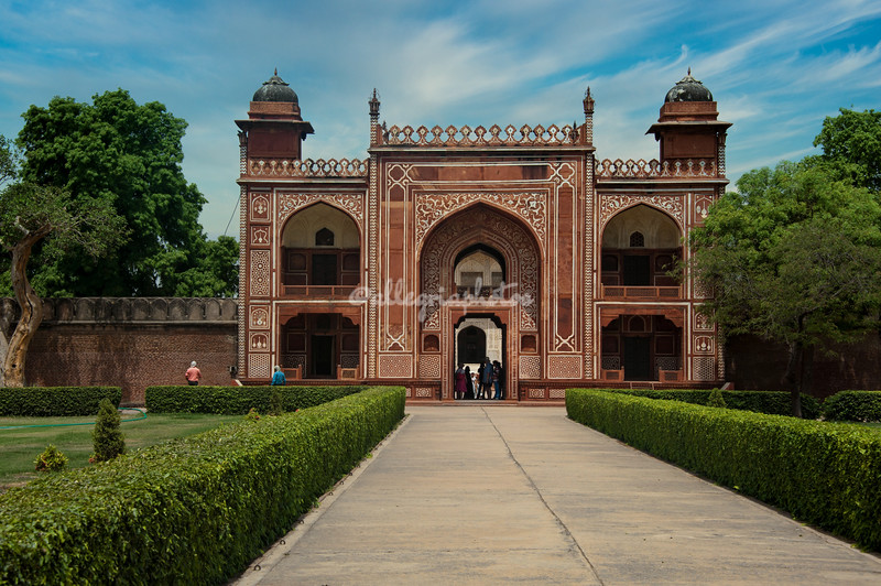Itimad-ud-Daulah, Agra, India