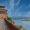 Taj Mahal, Agra, Indi