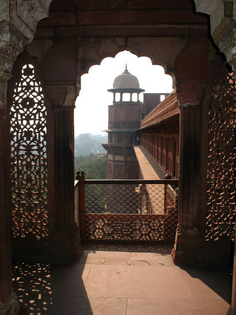 Agra Fort - Agra, India
