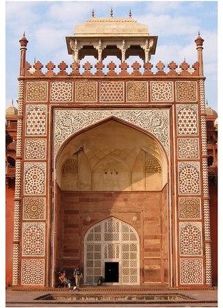 Akbar's Tomb, Sikandra
