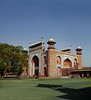 Gateway, Taj Mahal, Agra, India