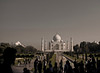 Reflecting Pool I, Taj Mahal, Agra, India
