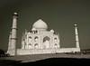 Right Diagonal, Taj Mahal, Agra, India