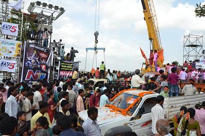 Ganesh Chaturthi 2011, Hyderabad