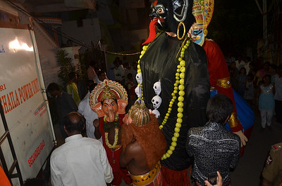 Ganesh Chaturthi 2011, Hyderabad