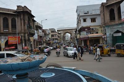 Charminar Hyderabad, Andhra Pradesh - India