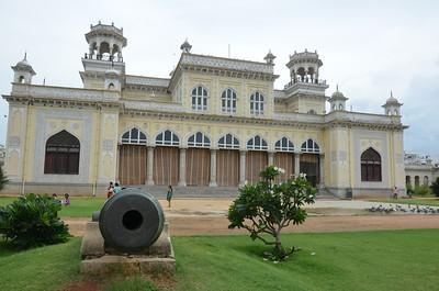 Chowmahalla Palace - Chowmahallat, Hyderabad