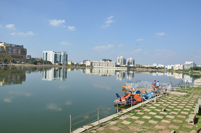 Durgam Cheruvu - Secret Lake - Hyderabad