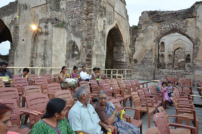 Sound & Light Show at Golkonda Fort, Hyderabad