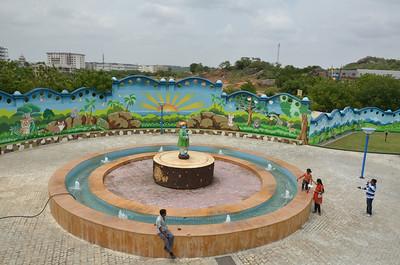 Fundustan in Ramoji film city Hyderabad India