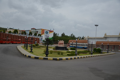 Ramoji film city Hyderabad India