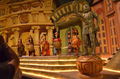 Filmi Duniya - World Tour at Ramoji Film City Hyderabad India