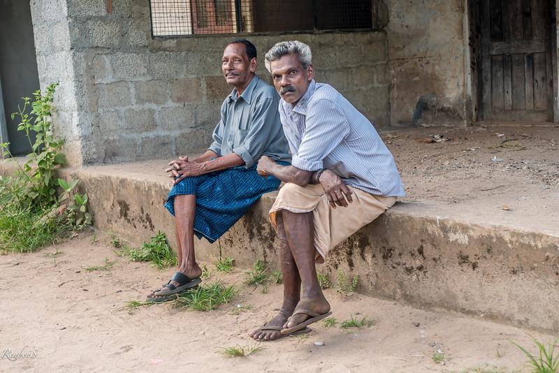 Village men , Kodamthuruth