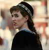 Danielle from Melbourne, Australia, Dera, December 1989