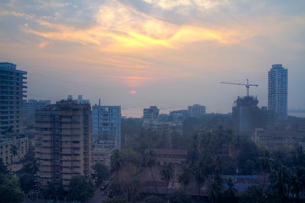 Lazy Mumbai Morning