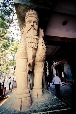 Fort streets, South Mumbai