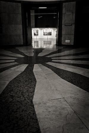 No photography allowed: Jehangir Art Gallery, Mumbai