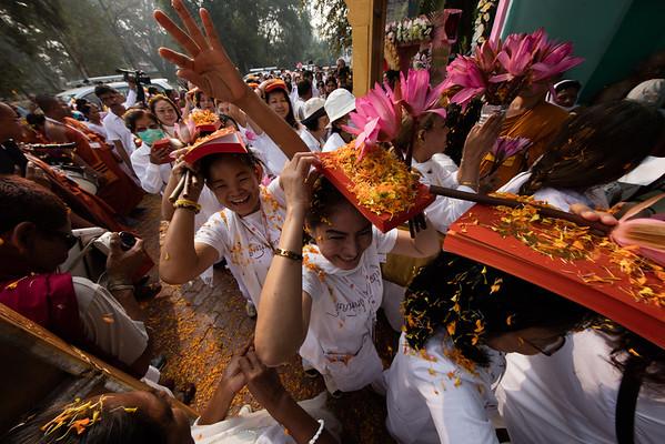 11th Annual Tipitaka Chanting Ceremony