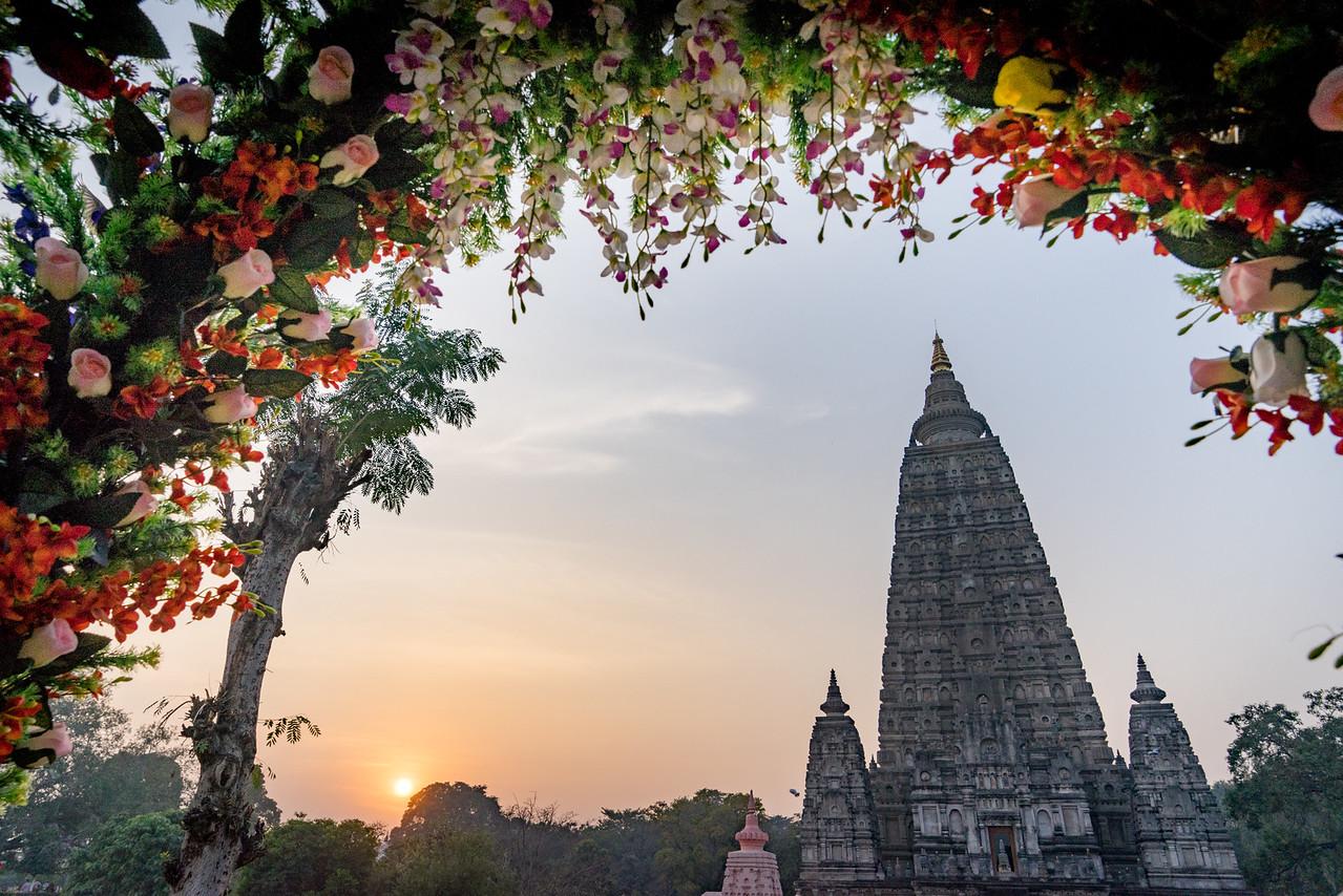 Bodh Gaya and the Mahabodhi Temple Complex.