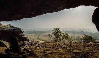 Buddha Cave, Ayer Village, Nalanda, Bihar, India