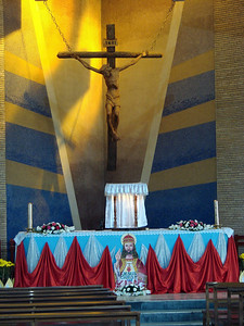 Celebrations at my Catholic Church in Sector 19 Chandigarh, India