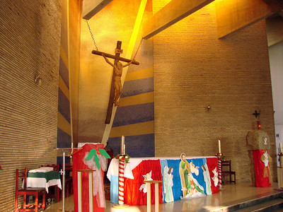 Christmas 2008 celebrations in Catholic Church, Chandigarh