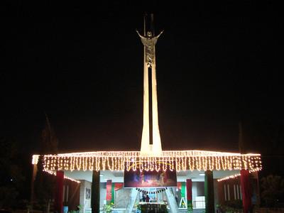 Christmas 2010 celebrations in Catholic Church, Chandigarh