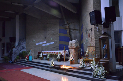 Easter 2011 - Catholic Church Chandigarh