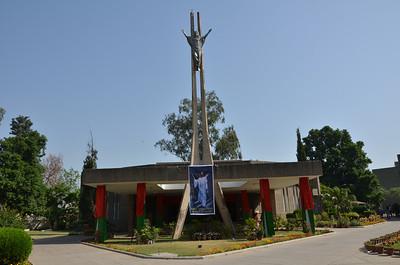 Easter 2011 - Catholic Church Chandigarh