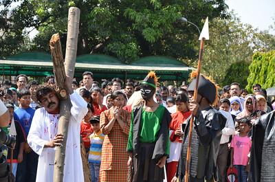 Good Friday 2011 - Catholic Church Chandigarh