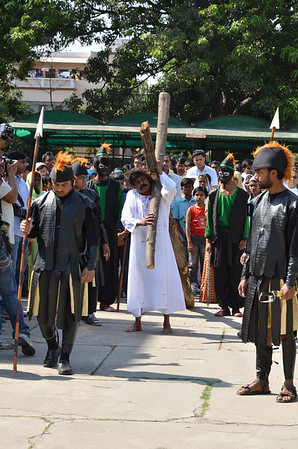 Good Friday 2011 - Catholic Church Chandigarh