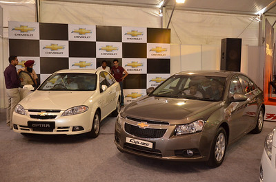 Chandigarh Auto Show - 2011