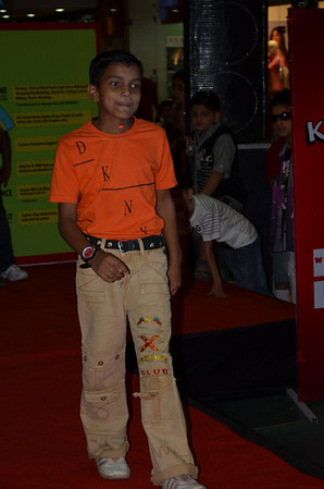 Tiny Tots Fashion Show - DT Chandigarh