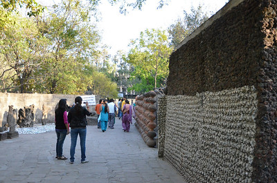 Rock Garden - Chandigarh