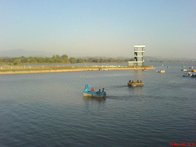 Sukhna Lake Chandigarh